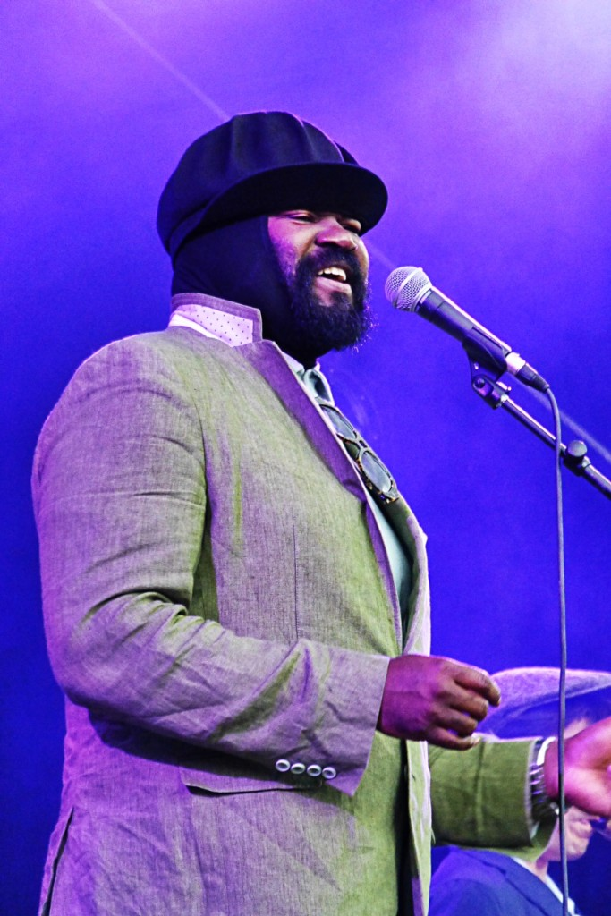 Gregory Porter singer concert Festival Fnac Live 2014 jazz tour photo by united states of paris blog