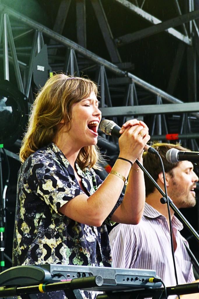 Mina Tindle concert Festival Fnac Live 2014 chanteuse Pauline de Lassus nouvel album photo by United States of Paris blog
