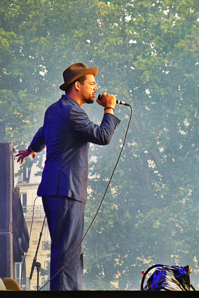 Ben l'Oncle Soul concert Festival Fnac Live 2014 Hotel de ville tournée album photo by United States of Paris blog