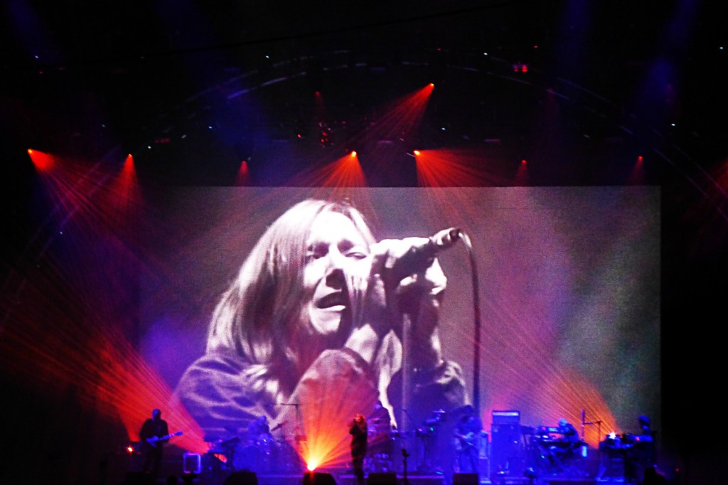 Beth Gibbons singer Portishead concert music band Rock en Seine festival France photo by United States of Paris blog