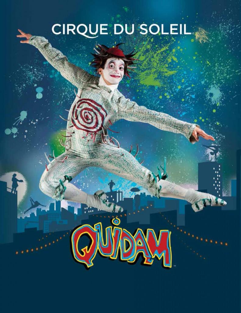 Quidam Cirque du soleil Paris Bercy POPB zénith de Lille spectacle musique live show